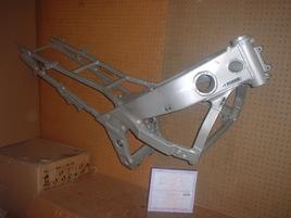 ZX6E Frame with TITLE
